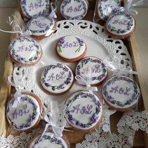 svadobné levanduľové