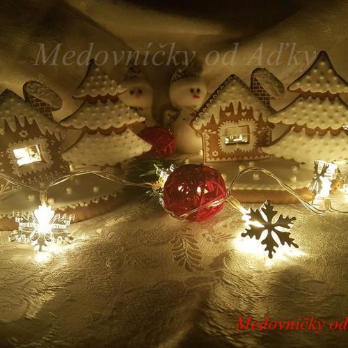 Vianočná dedinka