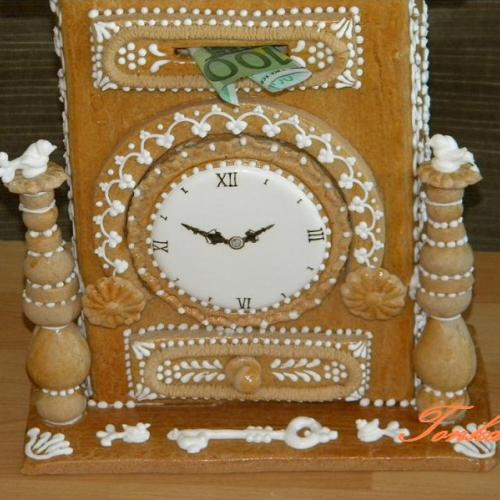Pokladnička - hodiny