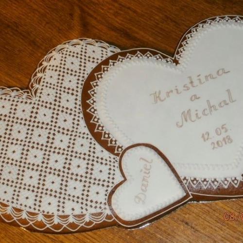 Svadobné srdce